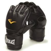 EVERLAST Gants d'entrainement de boxe - Noir - Taille L/XL