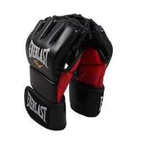 EVERLAST Gants d'entrainement de MMA - Noir mat - Tailles L/XL