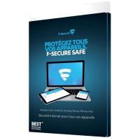 F Secure Safe- 3 appareils / 1 an - Sécurité Internet