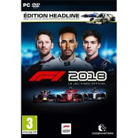 F1 2018 Headline Edition Jeu PC