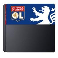 Façade de personnalisation Olympique Lyonnais pour PS4 Slim