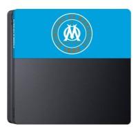 Façade de personnalisation OM Olympique de Marseille pour PS4 Slim