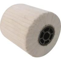 FARTOOLS Brosse a feutre pour rénovateur - Ø 120 mm - Alésage 20 mm