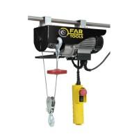 FARTOOLS PRO - EP 1300 Palan Electrique Charges maxi 800 KG, 1300 W, Type de traction Câble - 400/800kg - 182012