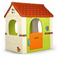 FEBER Maison pour Enfant FANTASY - 85 x 108 x H. 124 cm