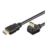 HDMI+ Câble HiSpeed/wE 0100 G-270°