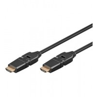 HDMI+ Câble HiSpeed/wE 0300 G-360°