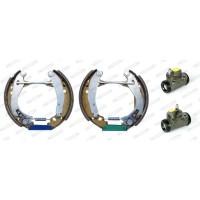 FERODO Kit mâchoires de frein a tambour FMK042