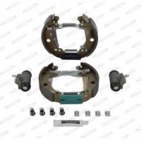FERODO Kit mâchoires de frein a tambour FMK054