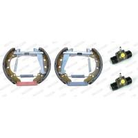 FERODO Kit mâchoires de frein a tambour FMK215