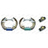 FERODO Kit mâchoires de frein a tambour FMK237