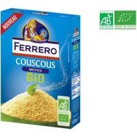 FERRERO Couscous moyen bio - 400 g