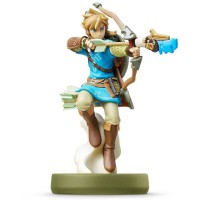 Figurine Amiibo Link Archer - The Legend of Zelda: Breath of the Wild