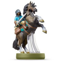 Figurine Amiibo Link Rider - The Legend of Zelda: Breath of the Wild