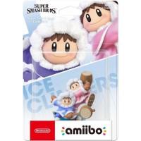 Figurine Amiibo N°68 Ice Climbers Collection Super Smash Bros