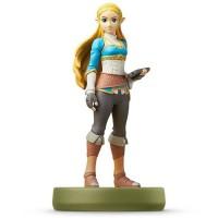 Figurine Amiibo Zelda - The Legend of Zelda: Breath of the Wild