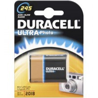 2 CR 5 Duracell (DL245) 1-BL