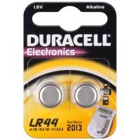LR 44 / AG 13 / V 13 GA Duracell 2BL