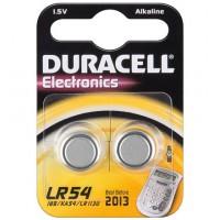 LR 54 / AG 10 / V 10 GA Duracell 2BL
