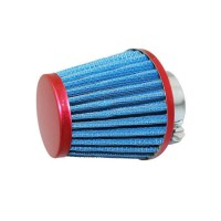 filtre a air replay kn middle fd rouge fixation droite diam 35/28