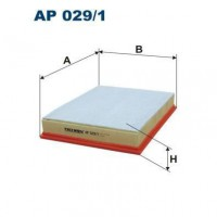 FILTRON Filtre a air AP029/1