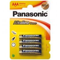 LR 03 PAP 4-BL Panasonic alcaline POWER