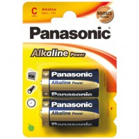 LR 14 PAP 2-BL Panasonic alcaline POWER