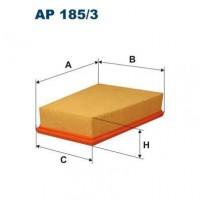 FILTRON Filtre a air AP185/3