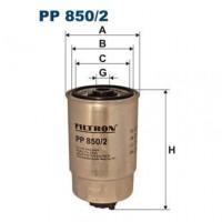 FILTRON Filtre a carburant PP 850/2