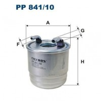 FILTRON Filtre a carburant PP841/10