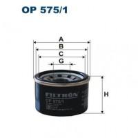 FILTRON Filtre a Huile OP575/1