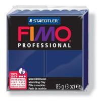 FIMO Boîte 4 Pieces Fimo Professionnel 85G Bleu