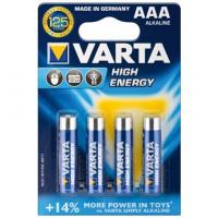 LR 03 VHE 4-BL (4903) Varta HighEnergy