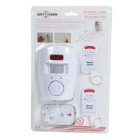 FIRST ALARM Alarme a capteur PIR sans fil