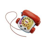 FISHER-PRICE - Le Téléphone Animé - Jouet d'Éveil - 1 an et +