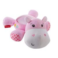 FISHER-PRICE - Veilleuse Hippo Douce Nuit Rose - Des la naissance