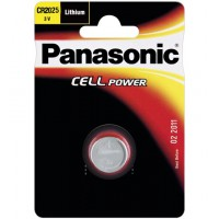 CR 2025 P 1-BL Panasonic