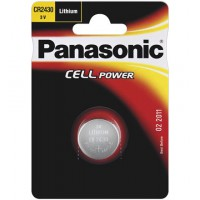 CR 2430 P 1-BL Panasonic