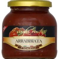 FLORELLI Sauce tomate a l'huile d'olive Arrabbiata x 45
