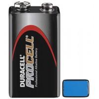6 LR 61 D 10-IVP 9V Duracell Procell
