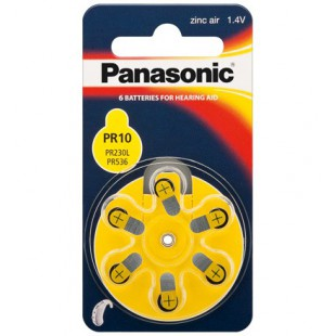 V 10 6-BL (PR70/PR10L/PR230H) Panasonic