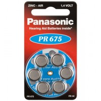 V 675 6-BL (PR44/PR675H) Panasonic