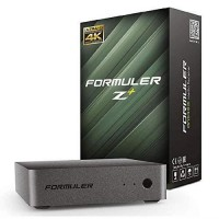 FORMULER Z+ Boitier Android TV - 4K WiFi - RAM 2Go - 8Go Mémoire Flash - MicroSD