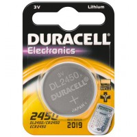 CR 2450 D 1-BL Duracell (DL 2450)