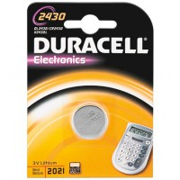 CR 2430 D 1-BL Duracell (DL 2430)