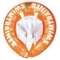 Freds Swim Academy Bouée bébé Swimtrainer Orange - 2 a 6 ans