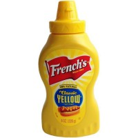 FRENCH'S Sauce Moutarde Squeeze - 226 g