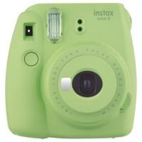 FUJIFILM 16550708 Appareil photo instantanné Instax Mini 9 - Lime Green