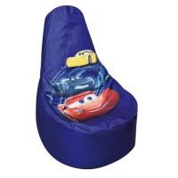 Fun House Disney Cars poire - pouf pour enfant