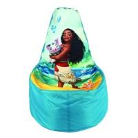 Fun House Disney Vaiana poire - pouf pour enfant